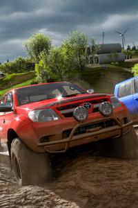 Forza Horizon 4 Offroading Vehicles