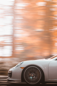 320x480 Forza Horizon 4 Porsche Side View