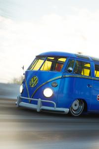 Forza Horizon 4 Volkswagen Van