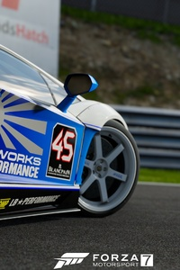 Forza Motorsport 7 Lamborghini Aventador LP700 4 4k