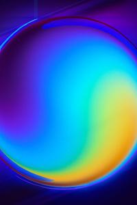 Fractal Globe Digital Art 5k