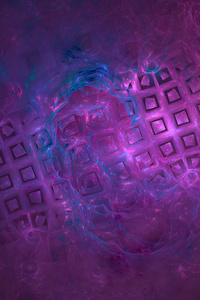 Fractal Purple Shapes Texture