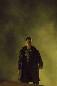 Frank Castle In The Punisher 2017