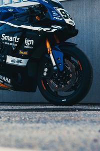 Fredrik Ericsson Yamaha R1 4k