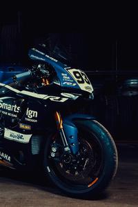 Fredrik Ericsson Yamaha R1 Front View
