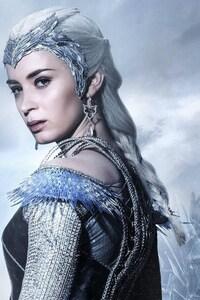 Freya The Huntsman Winters War