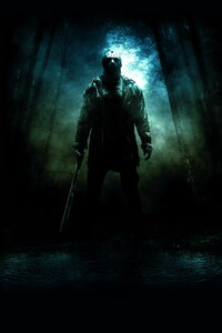 1125x2436 Friday The 13th 2019 4k