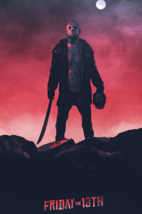 480x854 Friday The 13th Poster