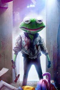 1440x2960 Frog Killer