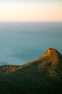 1080x2280 From Top Of Adams Peak SriLanka