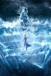 1080x2160 Frozen 12k