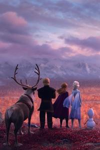 640x960 Frozen 2 2019 5k