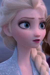 1242x2688 Frozen 2 2019