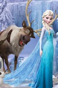 540x960 Frozen Movie 2