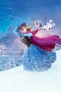 Frozen Movie Anna Kristoff
