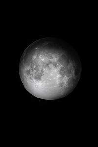 2160x3840 Full Moon 8k