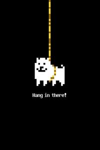 240x320 Funny Dog Minimal Art