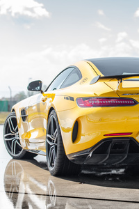320x568 G Power Mercedes AMG GT 2019