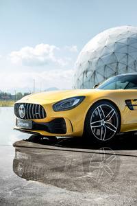 320x568 G Power Mercedes AMG GT R 2019