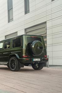 720x1280 G Wagon 4k 2019