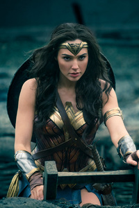 Gal Gadot Wonder Woman 2017