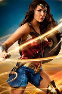 Gal Gadot Wonder Woman New 4k