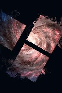 240x320 Galaxy Abstracta