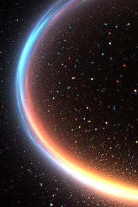 Galaxy Fractal Art