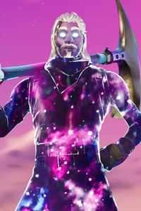 Galaxy Man Fortnite Season 6 4K