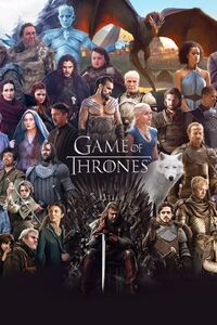 480x854 Game Of Thrones All Cast