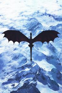 Game Of Thrones Dragon Artwork