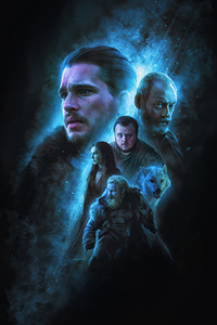 320x480 Game Of Thrones Fanposter 4k