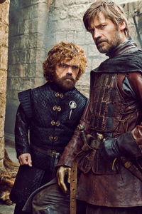 1125x2436 Game Of Thrones Jaime And Tyrion