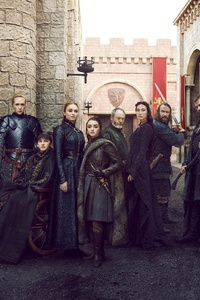 Game Of Thrones Season 8 Full Cast 4k