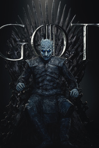 Game Of Thrones Season 8 Poster 2019