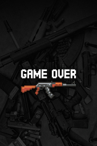 240x320 Game Over Ak47