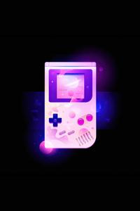 Gameboy Retro Style 4k