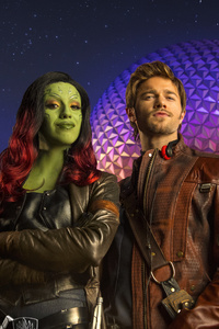 Gamora And Star Lord Cosplay