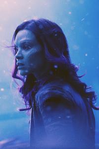 Gamora Avengers Infinity War