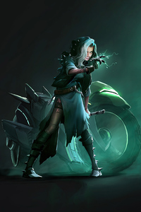 480x854 Gangs Of Hogwarts Bellatrix Lestrange Online