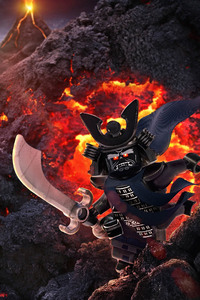 Garmadon The LEGO Ninjago Movie