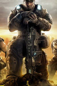 Gears Of War 3 4k