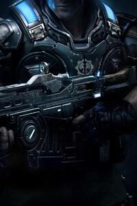 720x1280 Gears of War 4 Games