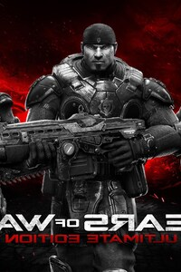 320x568 Gears Of War Ultimate Edition