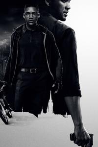 360x640 Gemini Man 2019 Poster