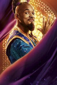 480x854 Genie In Aladdin 2019 5k