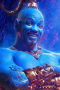 240x400 Genie Will Smith