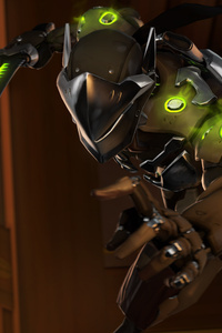 Genji Overwatch Arts