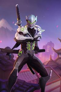 Genji Overwatch Fanart