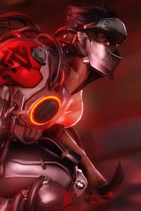 Genji Overwatch Fanart 5k